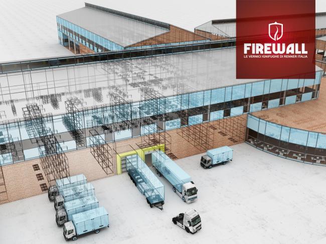 Les vernis ignifuges pour bois et la protection anti-incendie des grands dépôts