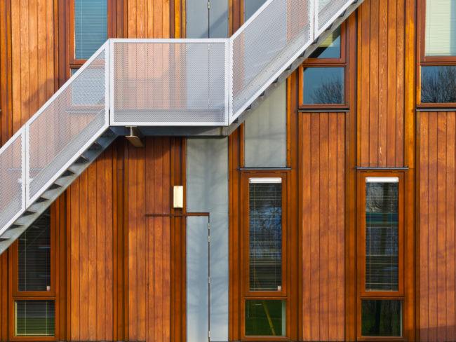 Vernice ignifuga e vernici intumescenti per il legno in edilizia