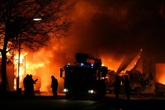 Storie di Pompieri: incendio al Grenfell Tower