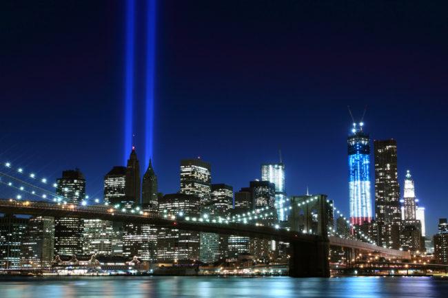 Un ricordo dell'11 settembre 2001