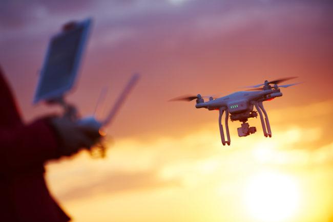 VIGILI DEL FUOCO E TECNOLOGIA: GLI INTERVENTI CON I DRONI